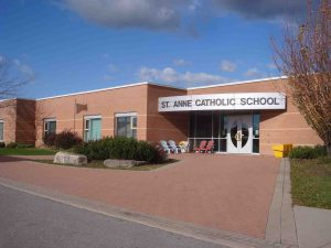 St. Anne Catholic School, Kanata