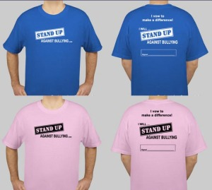 Bullying Preventions T-Shirts