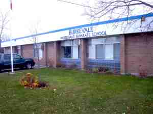 Burkevale Separate School