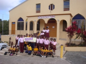 U.S. Virgin Islands Private School Bullying