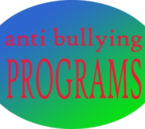 anti bullying programs